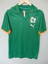 Vtg Ivory Coast Puma 2008 Third Football Shirt Trikot Jersey Rare Sz Small (033)