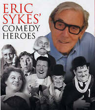 """""""AS NEW"""" Eric Sykes' Comedy Heroes, Sykes, Eric, Book"""