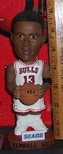 CHICAGO BULLS KENDALL GILL  BOBBLEHEAD LIMITED EDITION NO BOX STADIUM GIVEAWAY