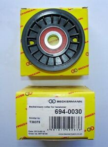 Roller for Belt Tensioner Pulley fits Audi A4 A6 VW Passat 1.9 TDI equiv T38375