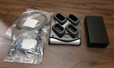 Symbol Motorola MC9000,MC9090 SAC9000-4000R 4-Slot Battery Charger Kit.