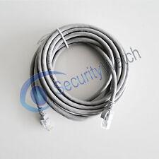 5m CAT6e Patch Network Lan Ethernet 4 pair UTP RJ45 Lead Cable #6796