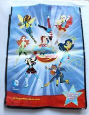 SDCC 2016 exclusive DC SUPER HERO GIRLS swag bag San Diego Comic Con