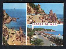 Posted 1967 3 Views, Cars, People & Beach, Lloret de Mar