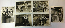 1933 MURDERS IN THE ZOO vintage movie 8x10 photos~ lot of 6~CHARLIE RUGGLES