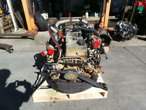 MITSUBISHI TRITON ENGINE DIESEL, 3.2, 4M41, TURBO, ML, 07/06-08/09 06 07 08 09