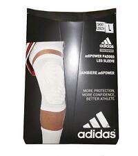 Adidas Powerweb Calf Sleeve (XL) White