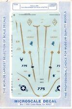 Microscale Decals 1:72 TA-4J USN 75th Anniversary of Naval Aviation #72-539