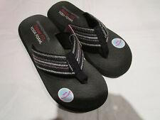 Sketchers Women's Yoga Foam Sandals Asana Lighthearted Black Size 7 *new w/ box*