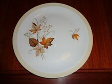 Alfred Meakin Glo White Dinner Plate AUTUMN GLORY