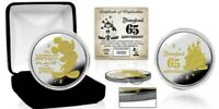 DISNEYLAND® PARK 65th ANNIVERSARY COMMEMORATIVE LIMITED EDITION COIN