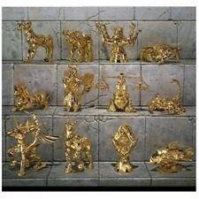 12pcs Saint Seiya Gold Zodiac Gemini Saga Twelve Constellation Figure New In Box