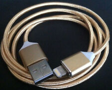 1M Gold Magnetic Lightning USB Charge Sync Cable for iPhone 7 7+ 6s 6+ 5 5s SE