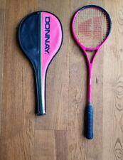 Donnay Squash Racket Kevlar Pro (made with Kevlar)