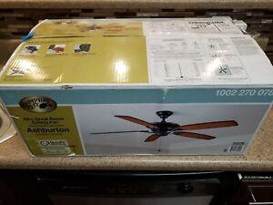 "Replacement Parts 60"" Great Room Ceiling Fan Ashburton Hampton Bay - 1002270078"