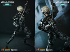 "Hot Toys VGM Metal Gear Rising Revengeance Raiden 1/6 Scale 12"" Figure In Stock"