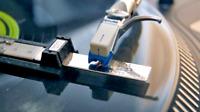Shure Whitelabel Tonabnehmer für Plattenspieler Cartridge Pickup Technics m44-7