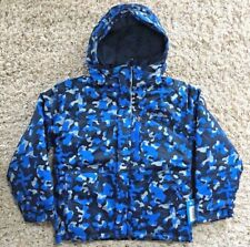 NWT Boys Columbia Sledding Down  Heavyweight  Hooded Jacket, Size XS