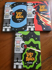 New listing Lost in Space: The Complete Adventures Blu-ray Seasons 1-3