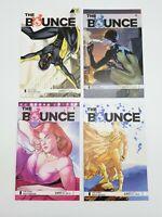 The Bounce 1 2 3 & 5 Image Comic Book Lot Joe Casey David Messina May 2013