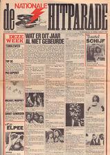 DE NATIONALE HITPARADE KRANT 2e JAARGANG No. 13 VRIJDAG 2 JANUARI 1976