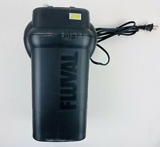 Fluval 206 Canister Filter for Fresh & Saltwater Aquariums Up To 45 Gallon