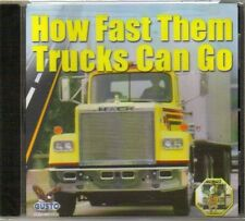 Various Artists - How Fast Them Trucks Can G0 / Various [New CD]
