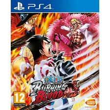 One Piece: Burning Blood (PS4)  BRAND NEW AND SEALED - QUICK DISPATCH