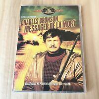 """DVD """"Messager de la mort"""" / avec Charles Bronson, de J. Lee Thompson / MGM"""