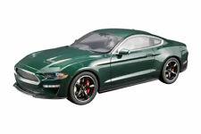 2019 FORD MUSTANG BULLITT HIGHLAND GREEN 1/18 MODEL CAR GT SPIRIT  ACME US017