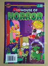 Comic book~ TV's THE SIMPSONS ~Bart Simpson's TREEHOUSE OF HORROR #4 ~Newsstand