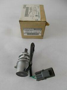 Genuine OEM Nissan Stanza 1990-1992 GXE, XE/SE 4 Cyl 2.4L Vehicle Speed Sensor