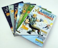 America's Best Comics 1 - 7 Alan Moore Tilsner Speed Comics