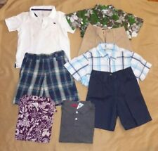 Boys 5 & 5T Mixed Lot 8 pieces total-6 Gently Used + 2 New(2 lots avail- twins)