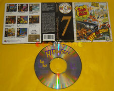 SAM & MAX HIT THE ROAD e Pc Versione Italiana Collezione Cd-Rom CTO »»» COMPLETO