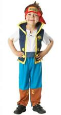 Travestimenti-Jake & Neverland Pirata Costume 2-3 ANNI-NUOVO