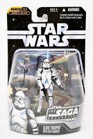 Fifth Fleet Security Clone Trooper 059 Star Wars Saga 2006 Holo Obi-Wan New!