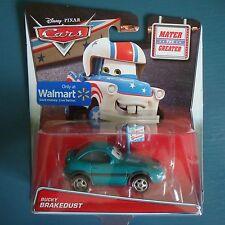 disney cars Pixar diecast Mater the greater Bucky Brakedust