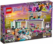 Lego Friends - L'ATELIER DE CUSTOMISATION DE KART réf. 41351 Neuf