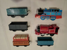 Trackmaster Thomas The Train Motorized Skarloey / Thomas + 4 cars