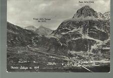 75859  madesimo  sondrio vecchia cartolina   di monte spluga