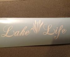 LAKELIFE DECAL CATTAILS