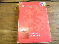 Yvert et Tellier catalogue mondial de cotation tome 1 Timbres de France 2006