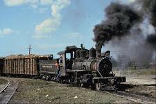 788014 Baldwin 2 6 0 N ° 1138 Simon Bolivar Azucarera Cuba A4 Foto Impresión