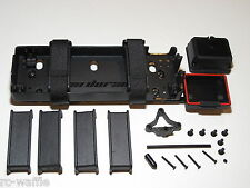 TD102038 TEAM DURANGO DEX8 1/8 BUGGY BATTERY RX RADIO TRAY BOX STRAPS