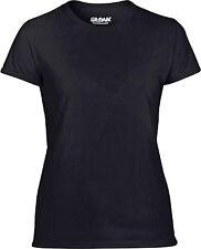 Women's Crew Neck Polyester Waist Length Tops & Shirts