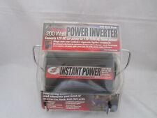 Schumacher PI-200 Power DC to AC Power Inverter - 200 Watts