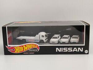 2021 Hot Wheels Premium Nissan Skyline GT-R  Collector Set (GMH39-GRN86) Garage