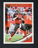 2018 Donruss Football Base #266 Jameis Winston - Tampa Bay Buccaneers