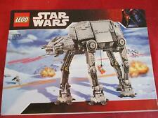 Lego Star Wars 10178-UCS motorisé AT-AT Complet (Carton)
